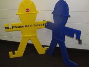 Caution Barrier (safety)