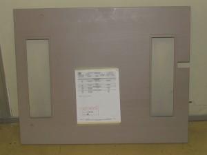 Back Panel -- Xerox Machine