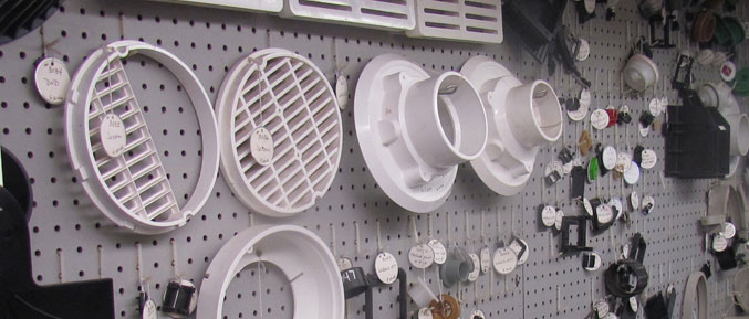 Custom Injection Molded Plastics in Michigan
