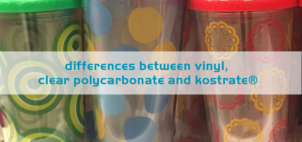 Difference between Acrylic, Clear Polycarbonate and Kostrate® for Injection and Blow Molded Parts
